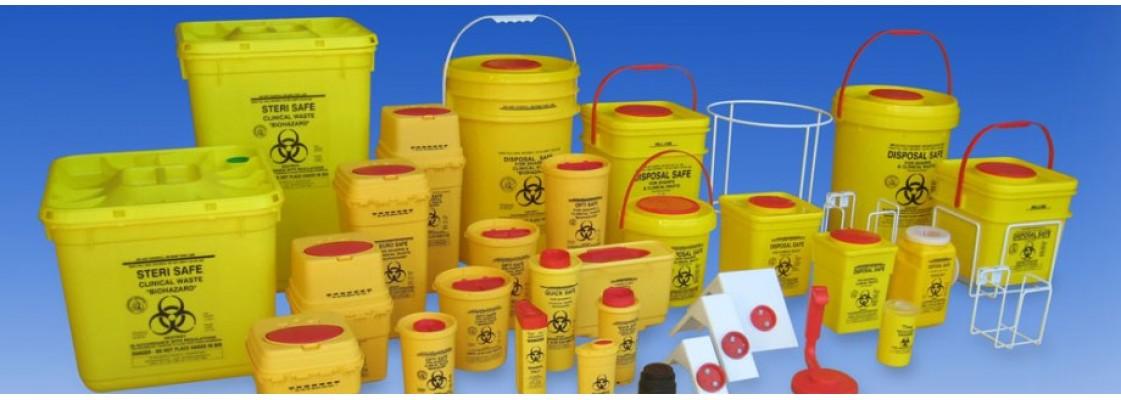Реализуем средства для сбора, хранения и утилизации отходов