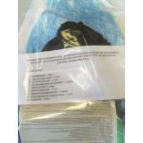 Комплект одежды медицинской для врача инфекциониста одноразовый нестерильный ЗМТ (№4)